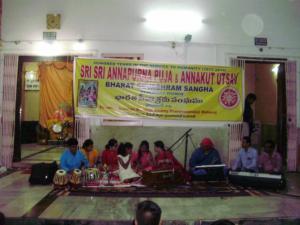 Annapurna Puja and Annakut Utsavam